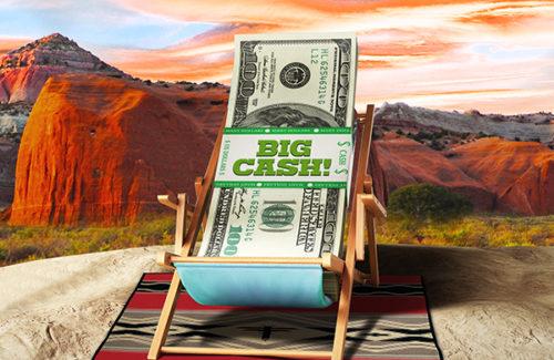 BIG CASH GIVEAWAY