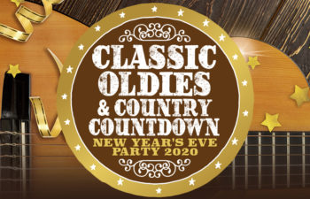 CLASSIC OLDIES & COUNTRY COUNTDOWN NEW YEAR'S EVE PARTY 2020