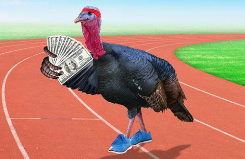 $25,000 TURKEY TROT